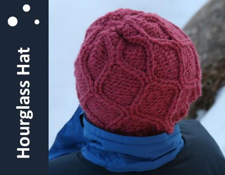 Snowflakes hat