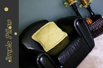 Simple Pillow JPG
