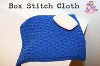 Box Stitch Cloth