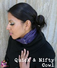 Quick and  Nifty Cowl