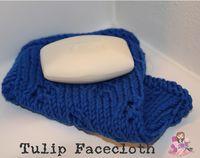 Tulip Facecloth