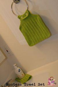 Hostess Towel Set