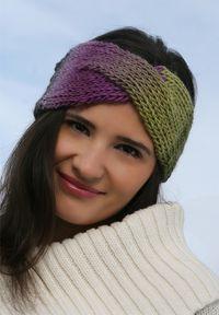Iva Colorful Headband Powdered 2