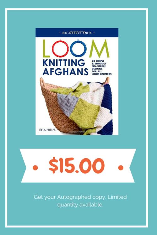 LoomKnittingAfghans