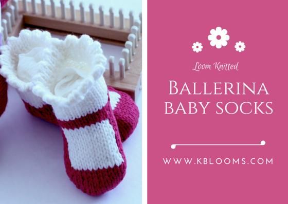 BALLERINA BABY SOCKS (2)