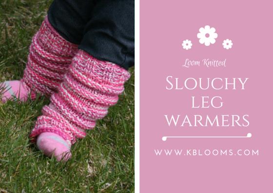 Slouchy Leg Warmers