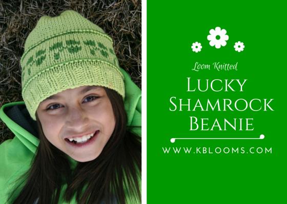 Lucky Shamrock Beanie