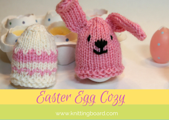 Easter Egg Cozy