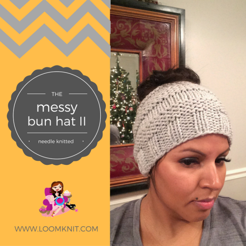 Copy of The Messy Bun Hat