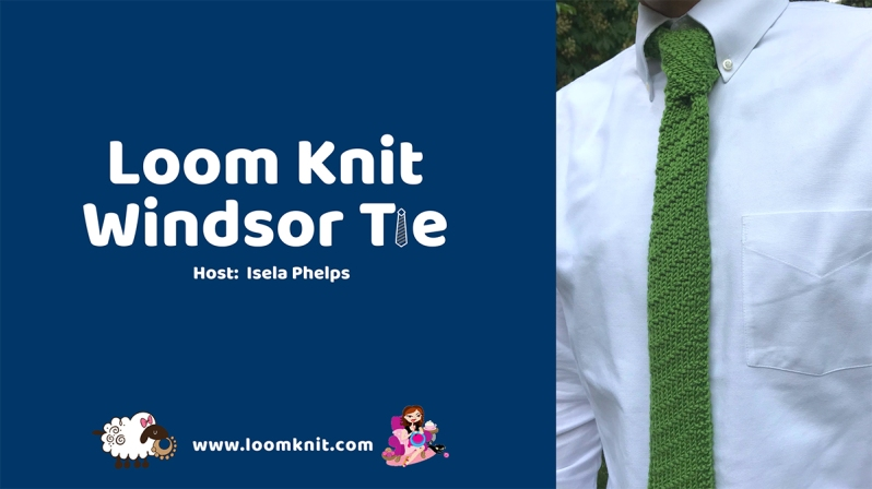 Loom Knit Windsor Smaller